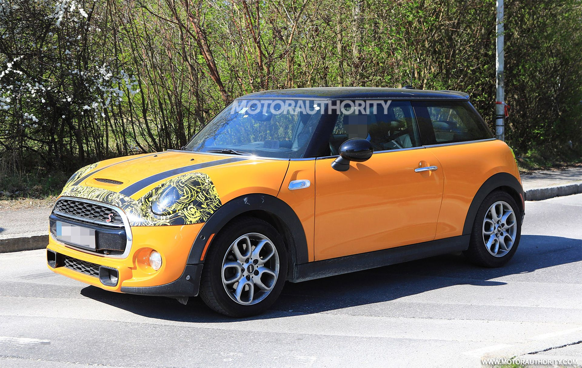 55 All New 2020 Spy Shots Mini Countryman Specs