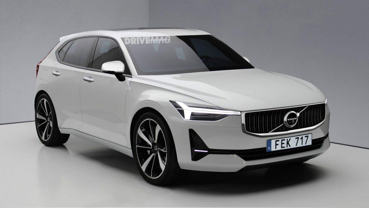 55 All New 2020 Volvo S40 Redesign and Concept