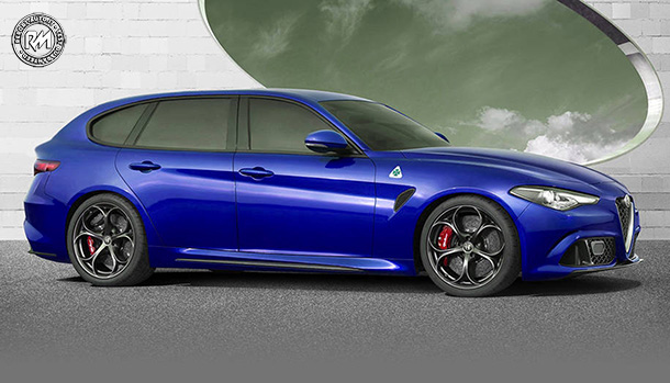 Complete car info for 88 All New 2020 Alfa Romeo Giulietta ...