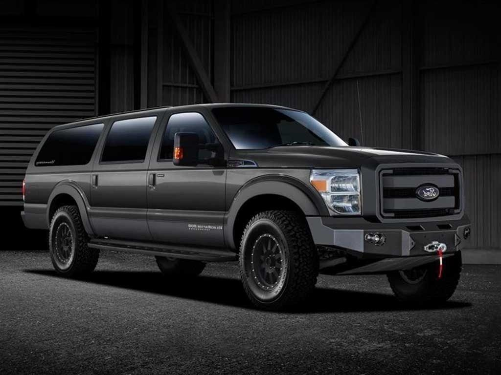 55 Best 2020 Ford Excursion Speed Test