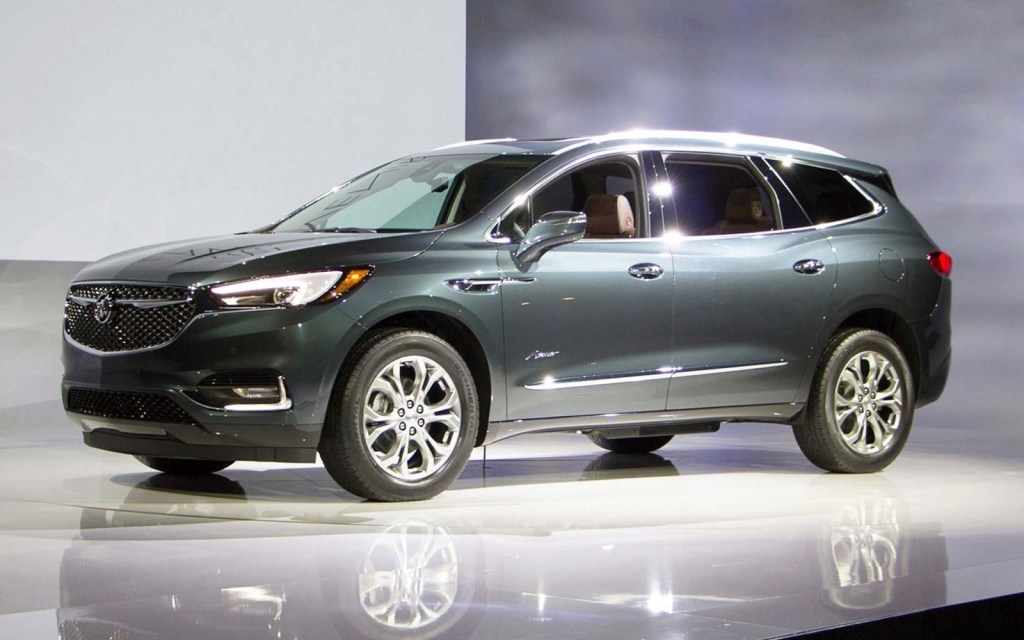 55 New 2020 Buick Enclave Performance and New Engine