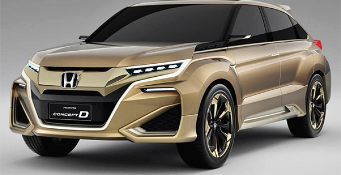 55 New 2020 Honda Crosstour Release