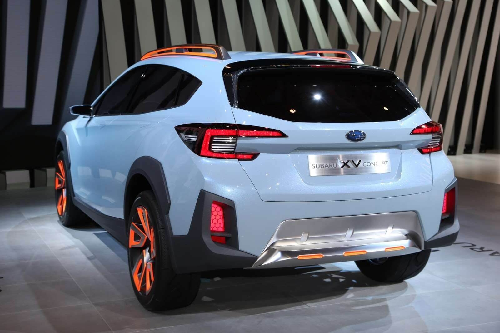 55 New 2020 Subaru Crosstrek Picture