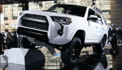 55 New 2020 Toyota Sequoia Review and Release date