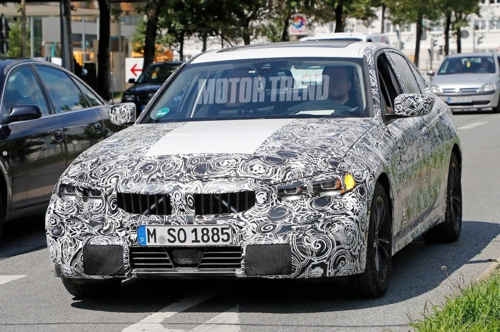 55 The 2019 BMW 3 Series Edrive Phev Photos
