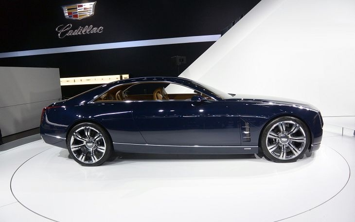55 The 2019 Cadillac Elmiraj New Model and Performance