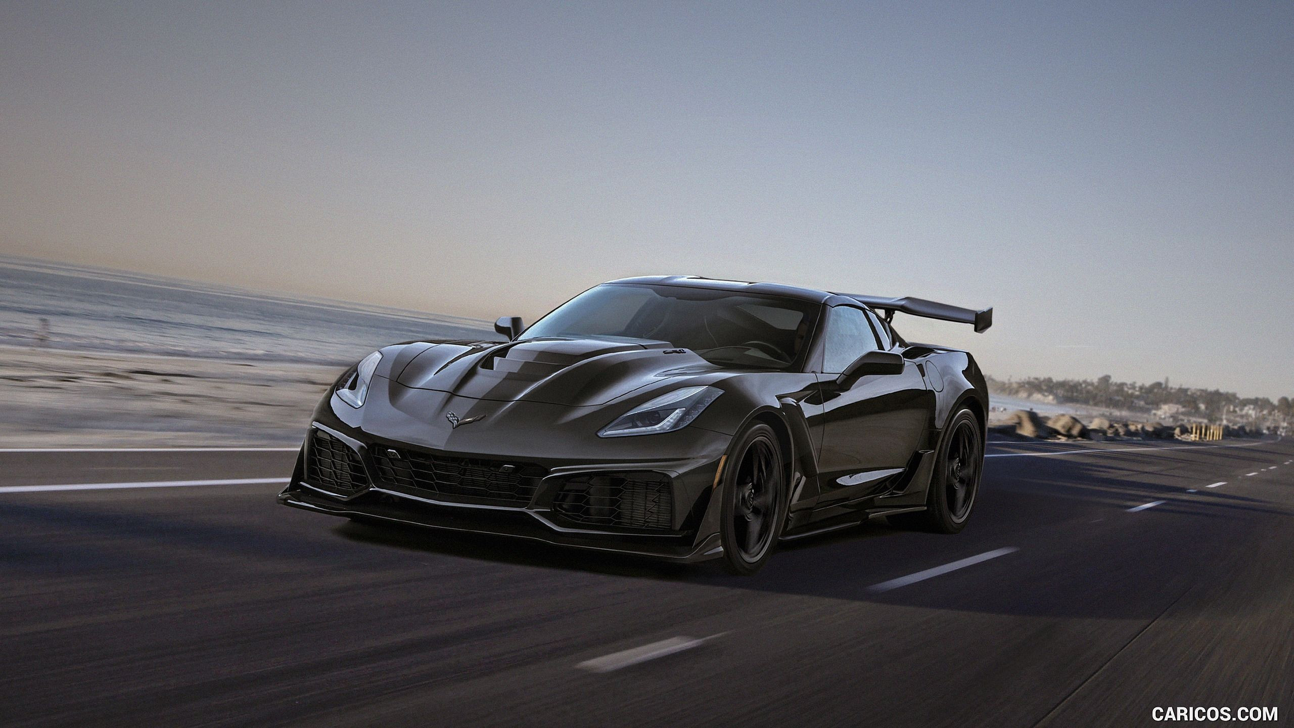 55 The 2019 Chevrolet Corvette Zora Zr1 Spy Shoot