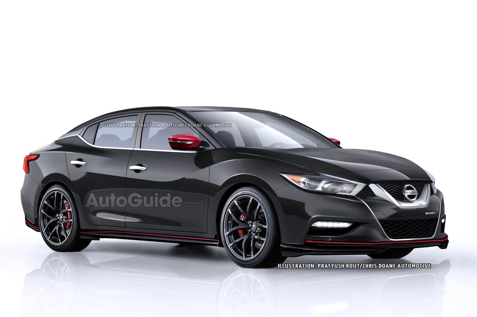 55 The 2019 Nissan Maxima Nismo Research New