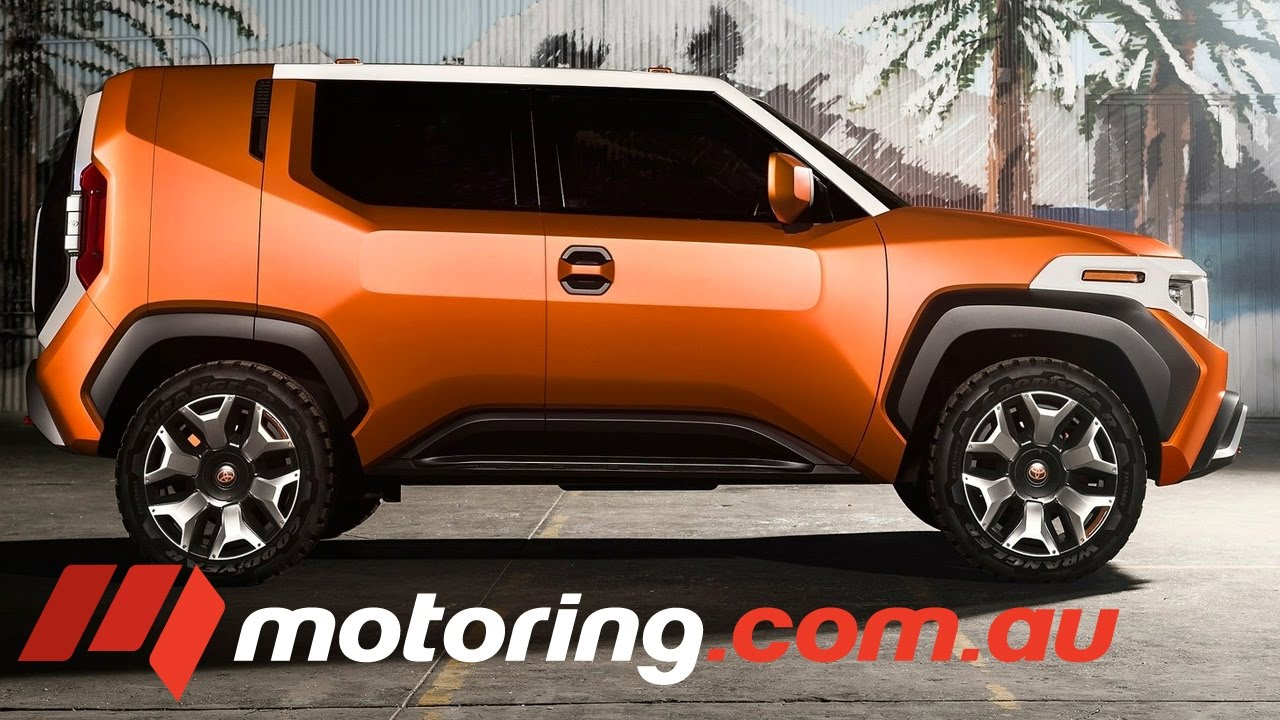 55 The 2020 Fj Cruiser Pictures
