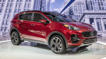 55 The 2020 Kia Sportage Rumors