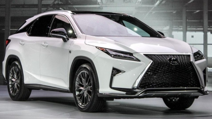 55 The 2020 Lexus RX 350 Redesign and Concept