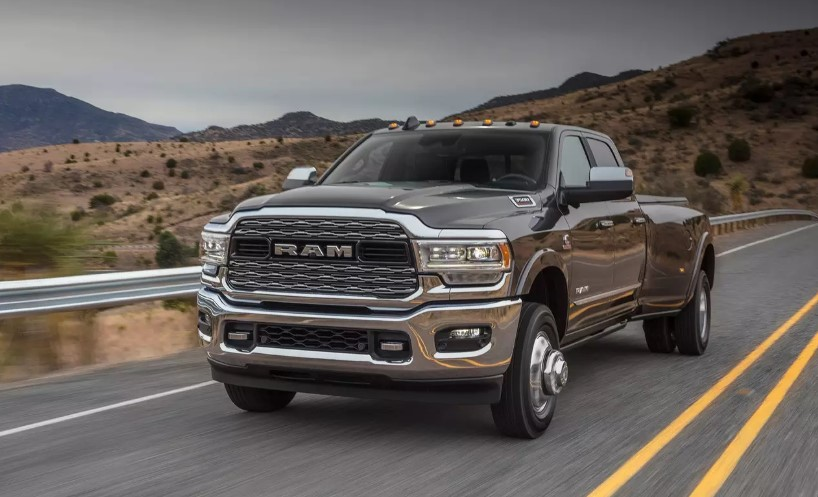 55 The 2020 Ram 3500 Price and Review