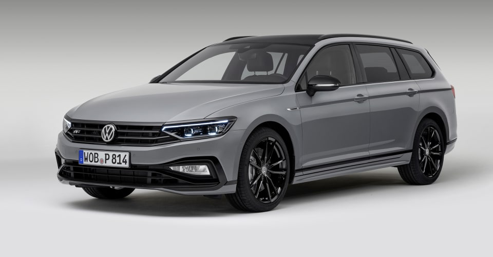 55 The 2020 Vw Passat Alltrack Model