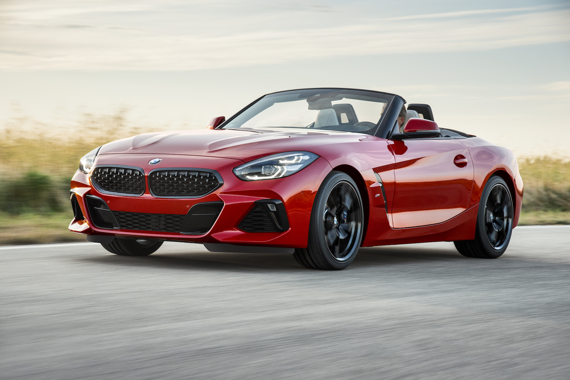 55 The Best 2019 BMW Z4 Roadster Spy Shoot