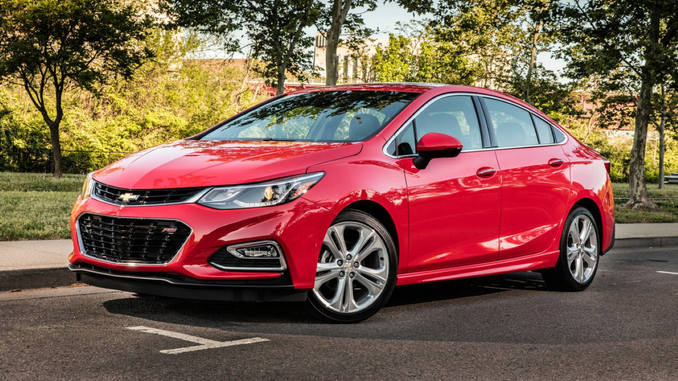55 The Best 2020 Chevrolet Cruze Style