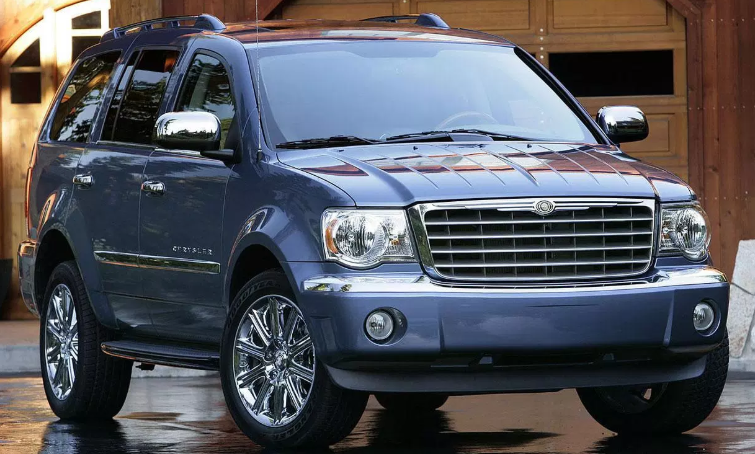 55 The Best 2020 Chrysler Aspen Redesign
