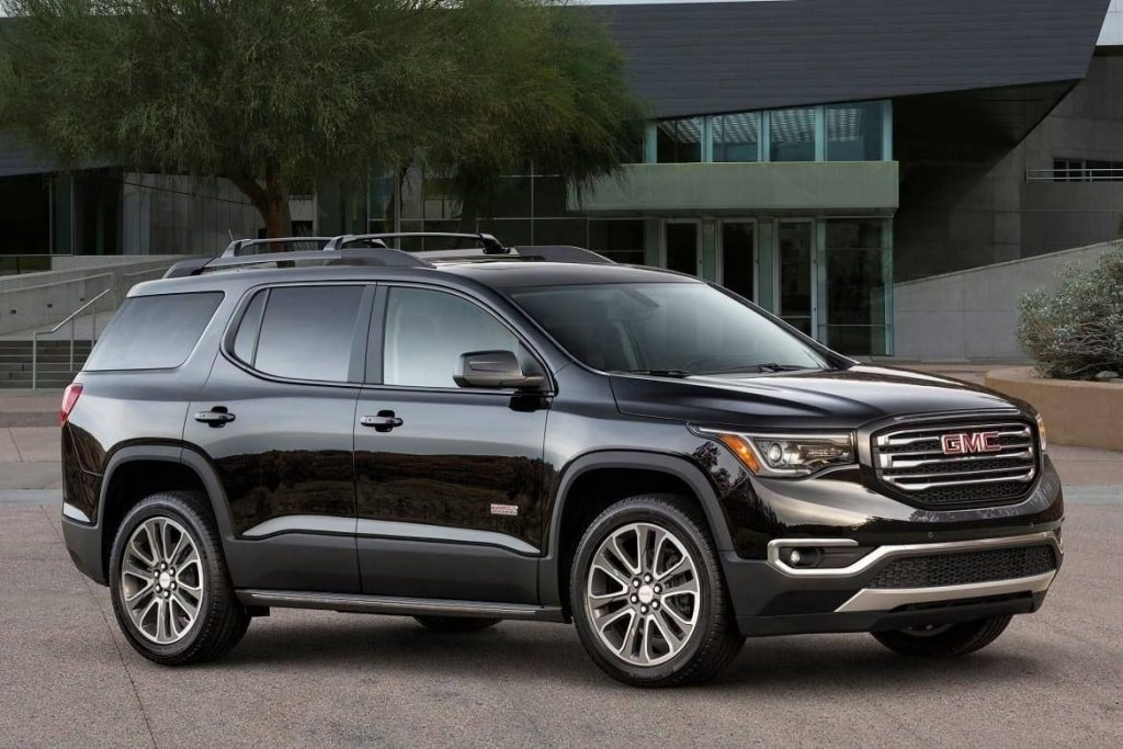 55 The Best 2020 GMC Envoy Release Date