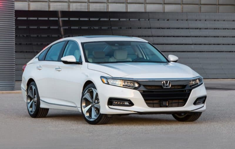 55 The Best 2020 Honda Accord Hybrid Redesign