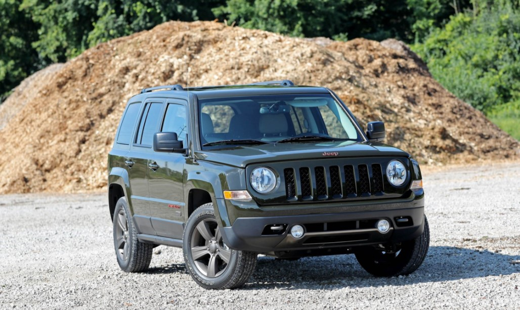 55 The Best 2020 Jeep Patriot Engine