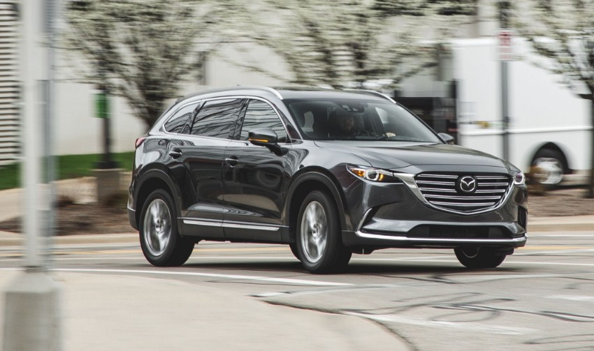 55 The Best 2020 Mazda CX 9 Release