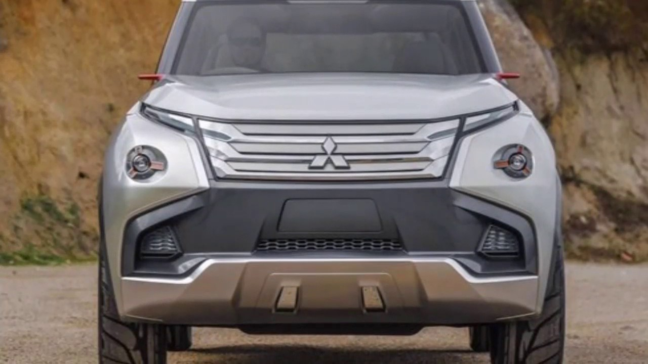 55 The Best 2020 Mitsubishi Montero Sport Review and Release date