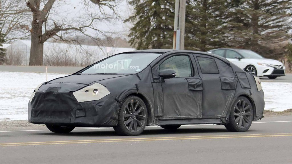 55 The Best 2020 Spy Shots Toyota Prius Rumors