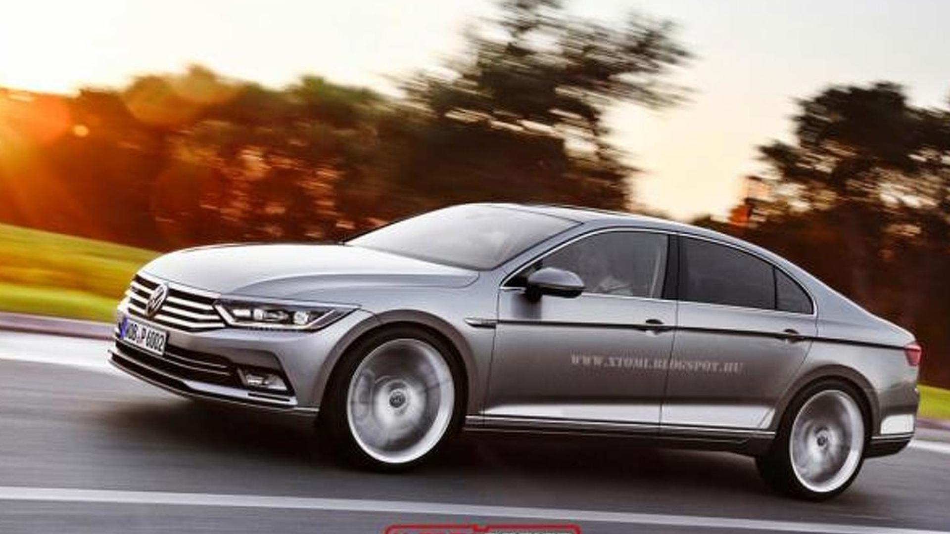 55 The Best Next Generation Vw Cc Concept and Review