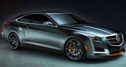 56 A 2020 Cadillac LTS Research New