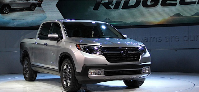 56 A 2020 Honda Ridgeline Pickup Truck New Review