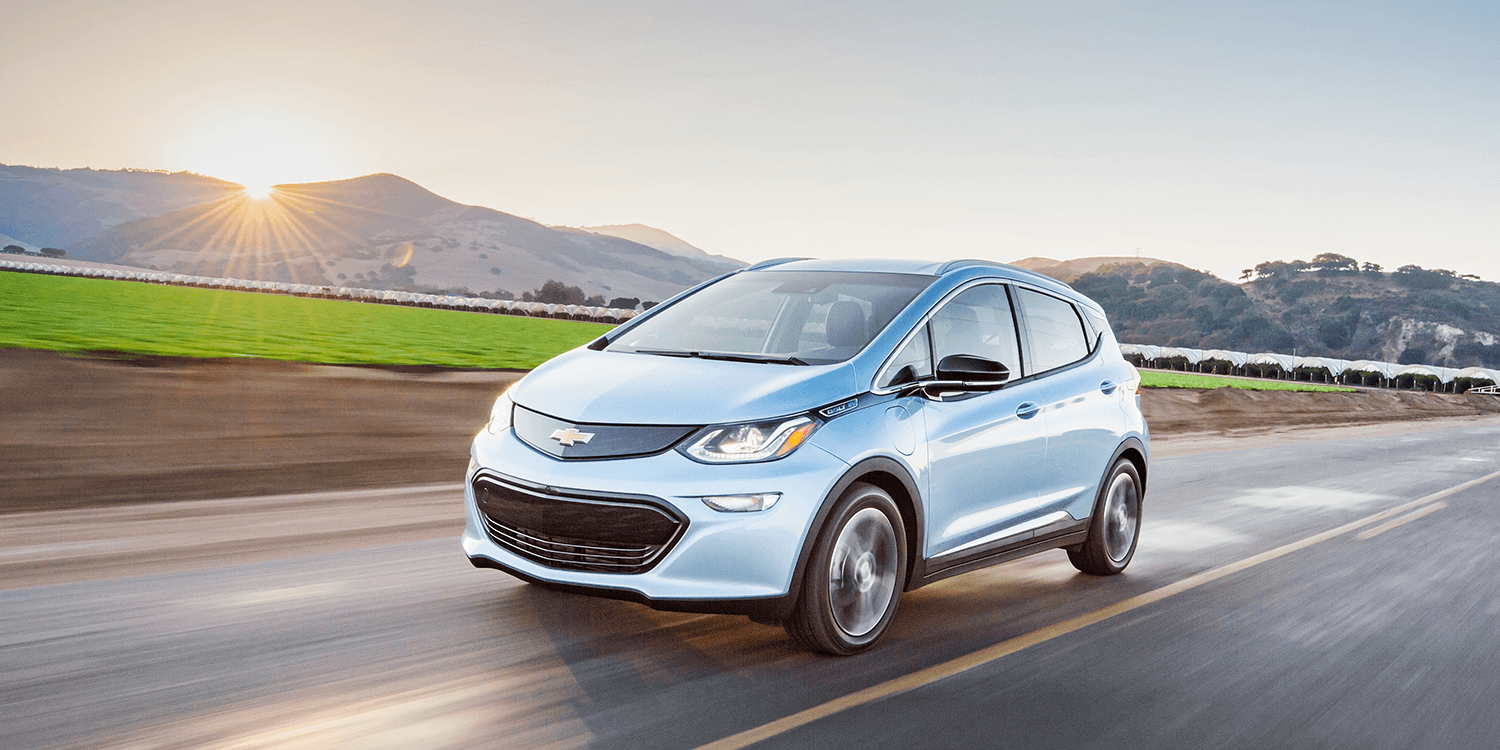 56 All New 2019 Chevy Bolt Redesign and Concept