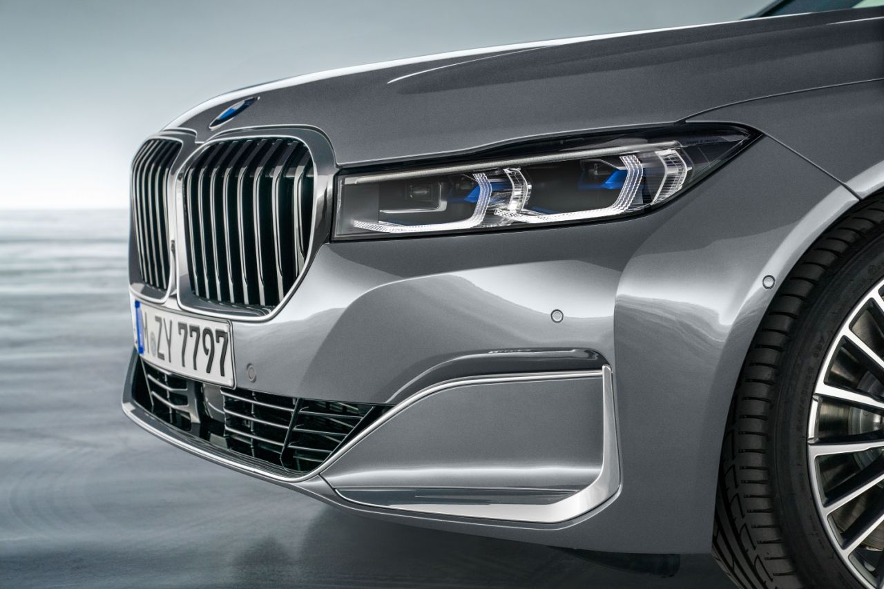 56 All New 2020 BMW 7 Series Ratings