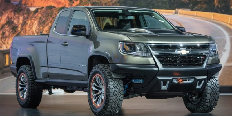 56 All New 2020 Chevy Colorado Release Date
