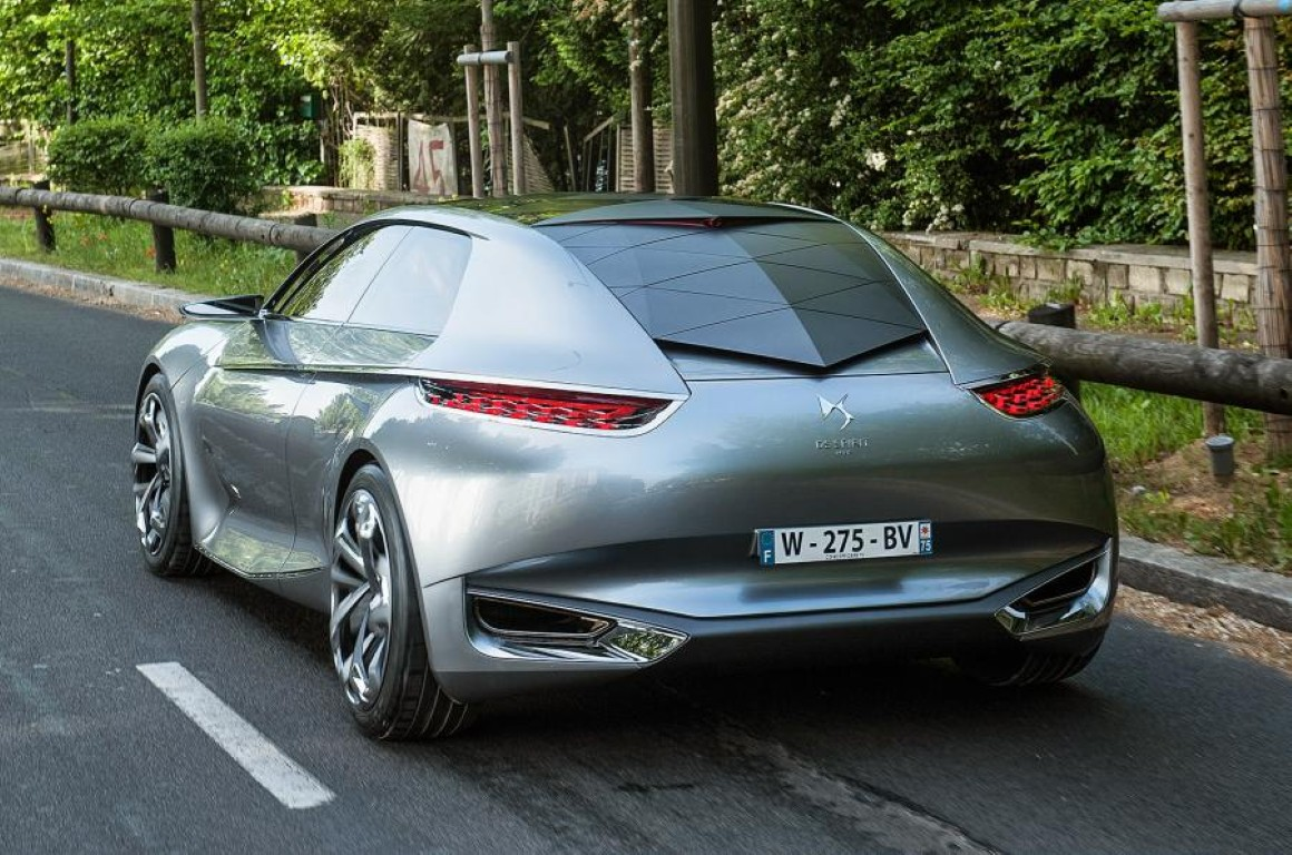56 All New 2020 Citroen DS5 Picture