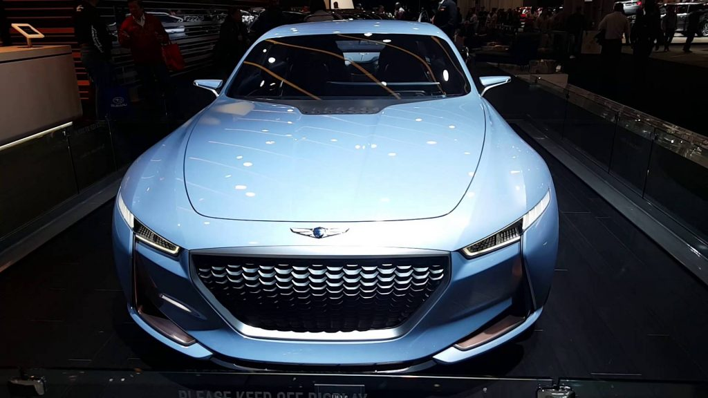 56 All New 2020 Hyundai Genesis Photos