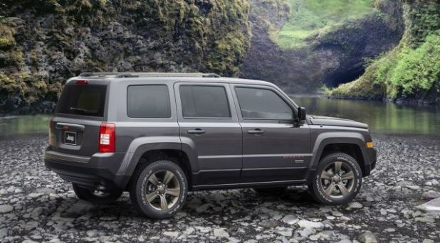 56 All New 2020 Jeep Patriot Pictures