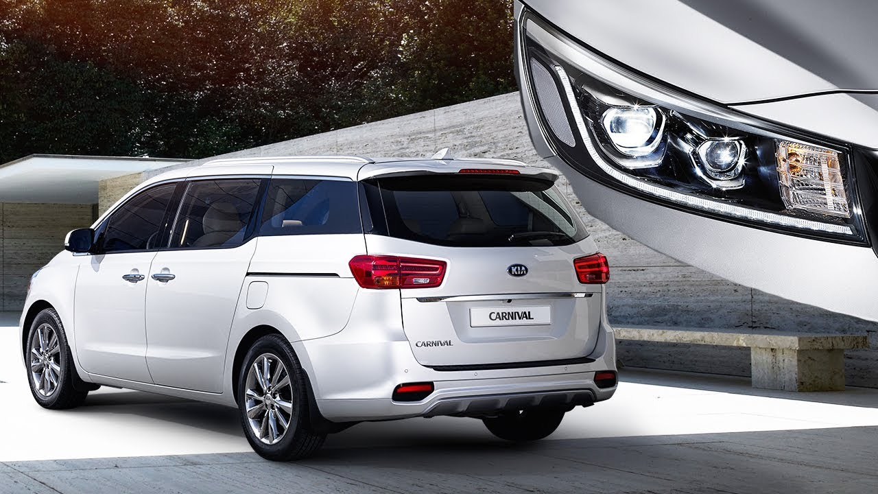 56 All New 2020 Kia Carnival Redesign and Concept