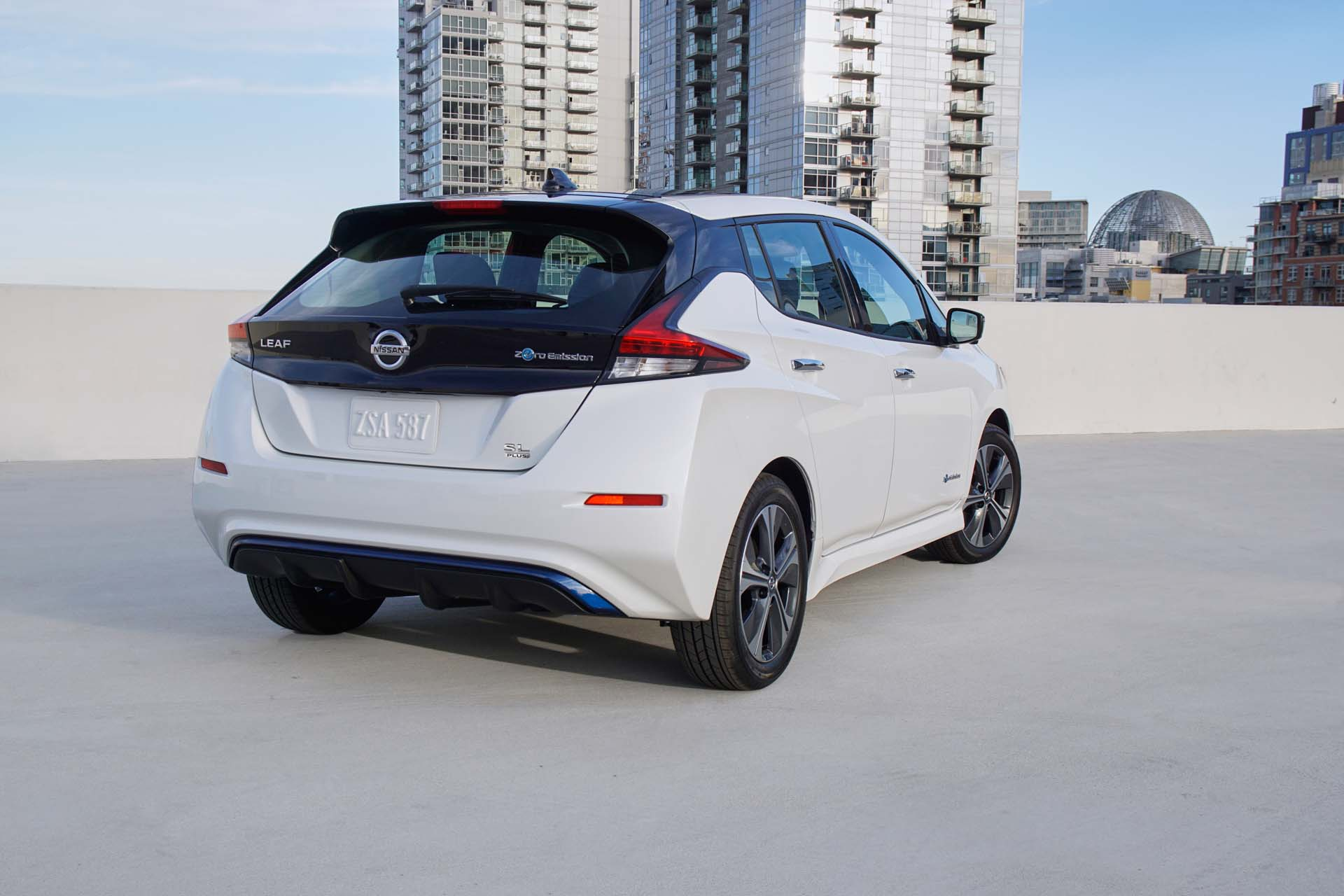 56 All New 2020 Nissan Leaf Range Overview