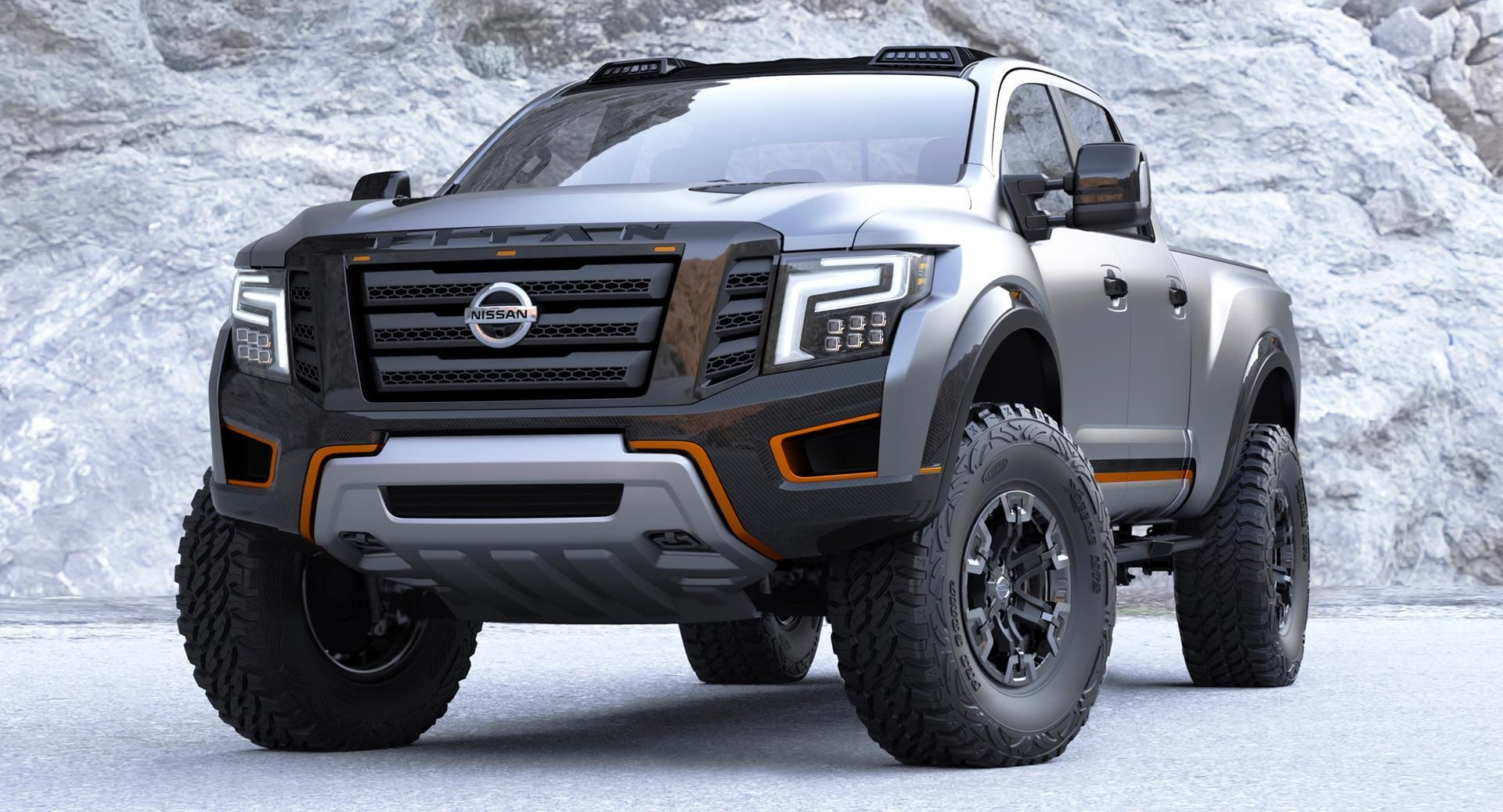 56 All New 2020 Nissan Titan Diesel Review and Release date
