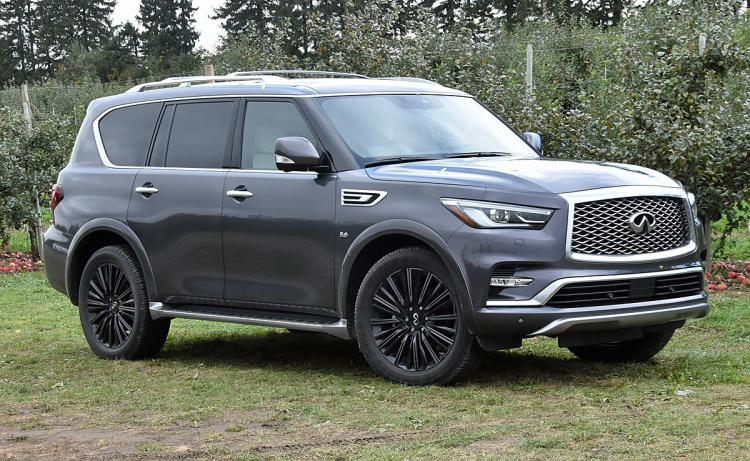 56 Best 2019 Infiniti Qx80 Suv Overview