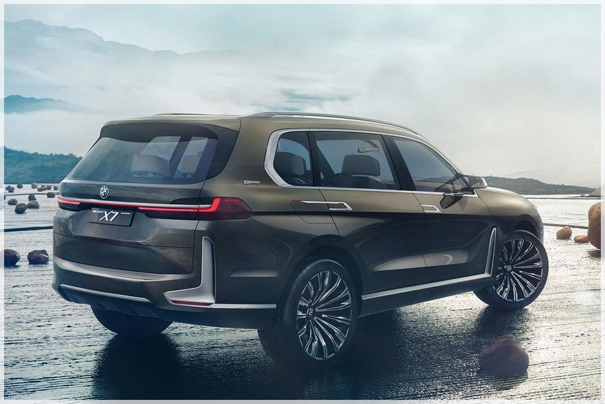 56 Best 2020 BMW X7 Suv First Drive