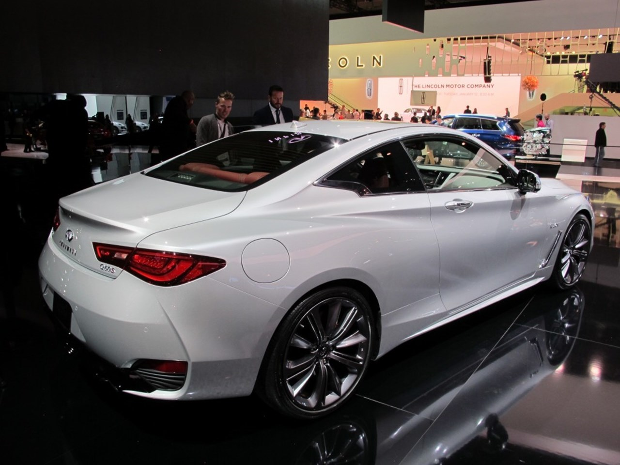 56 Best 2020 Infiniti Q60 Coupe Research New
