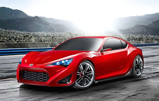 56 Best 2020 Scion FR S Redesign