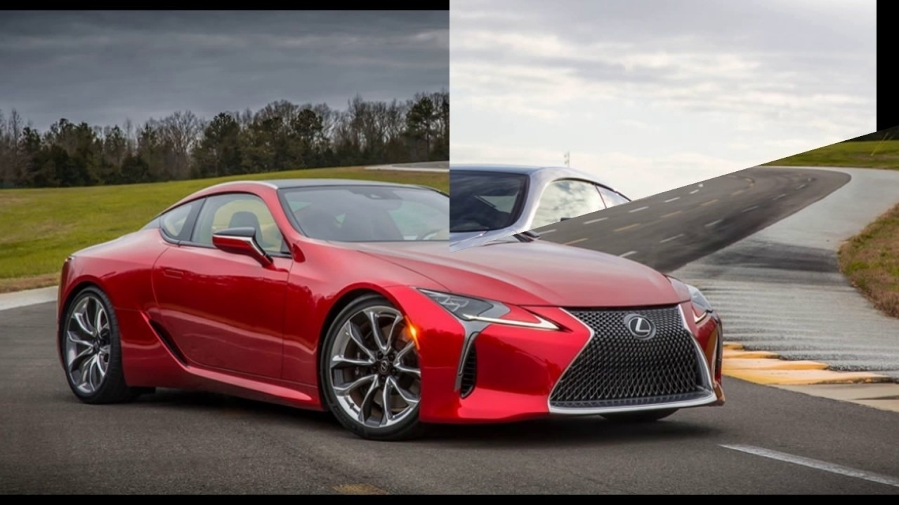 56 New 2019 Lexus Lf Lc Picture