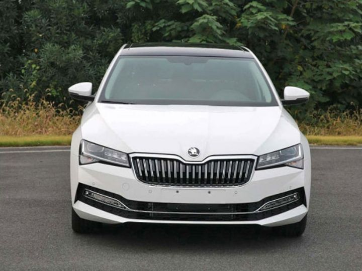 56 New 2019 New Skoda Superb Concept and Review