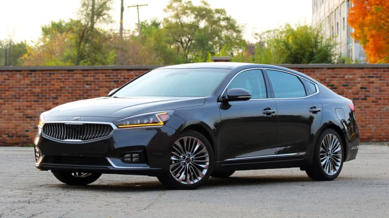 56 New 2020 All Kia Cadenza Price Design and Review