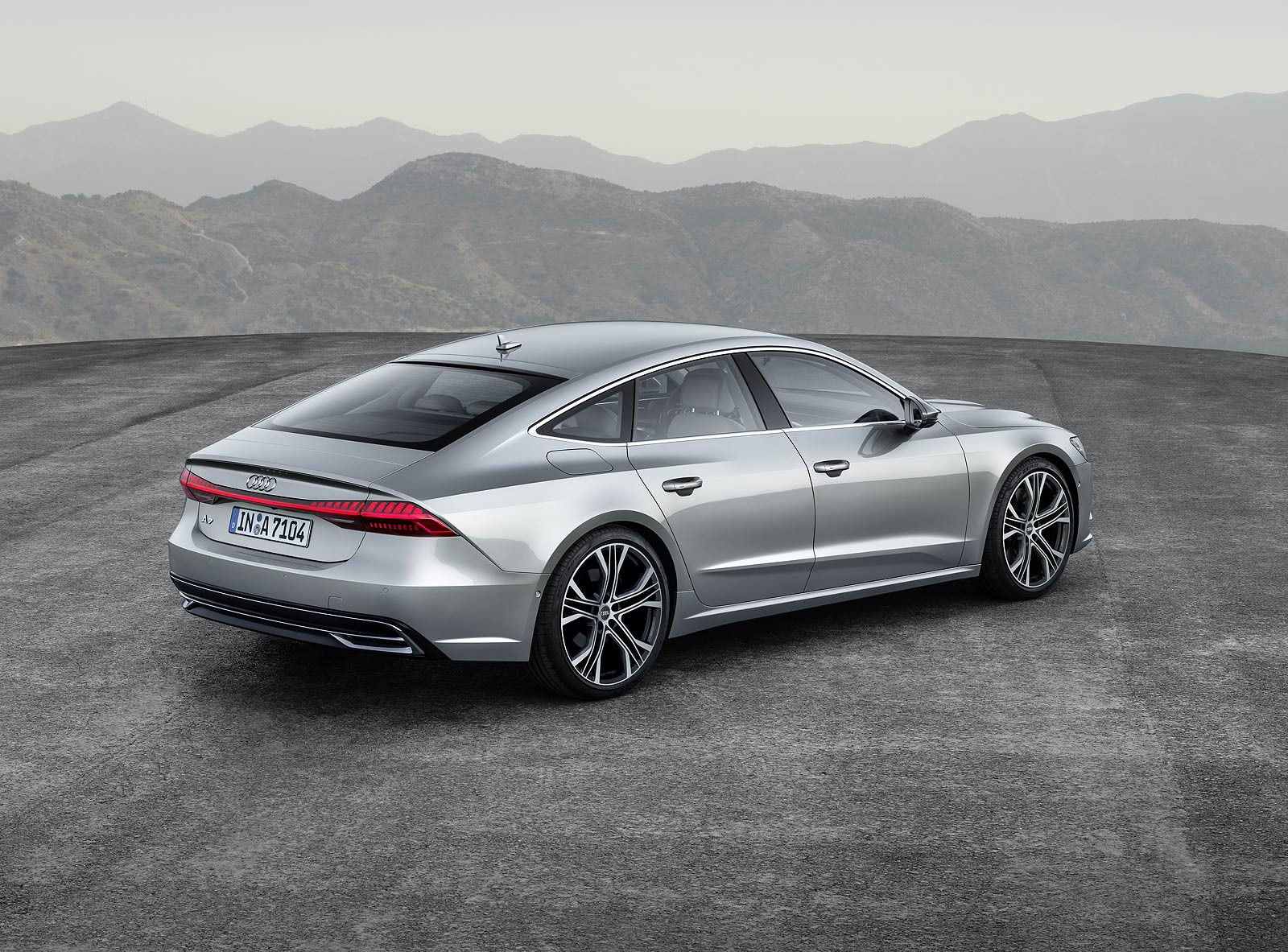56 New 2020 Audi A7 Rumors