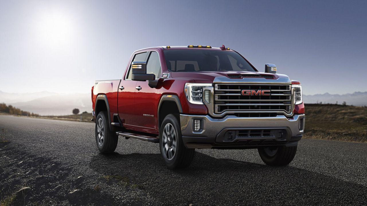 56 New 2020 Gmc Sierra Denali 1500 Hd Price and Release date