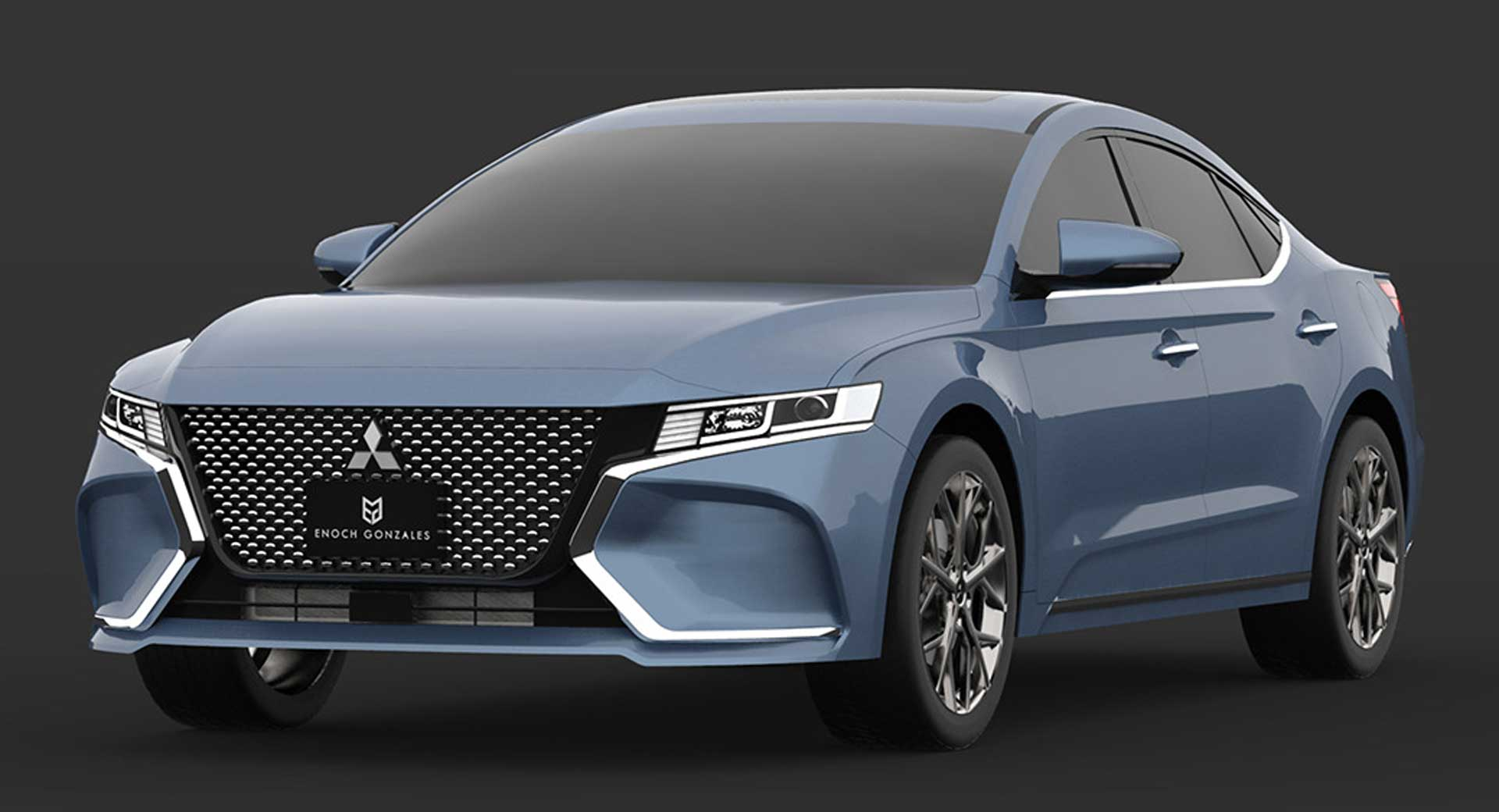 56 New 2020 Mitsubishi Galant Rumors
