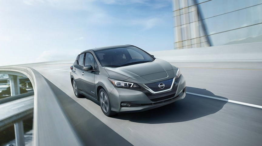 56 New 2020 Nissan Leaf Price and Release date