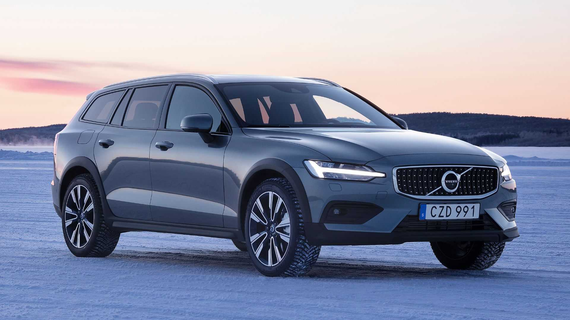 56 New 2020 Volvo V60 Cross Country Concept
